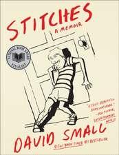 Stitches – A Memoir