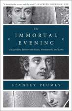 The Immortal Evening – A Legendary Dinner with Keats, Wordsworth, and Lamb