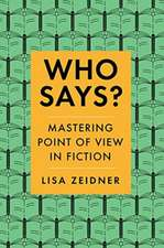 Who Says? – Mastering Point of View in Fiction
