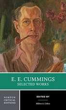 E. E. Cummings – Selected Works