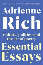 Essential Essays – Culture, Politics, and the Art of Poetry