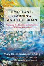 Emotions, Learning, and the Brain – Exploring the Educational Implications of Affective Neuroscience