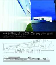 Key Buildings of the 20th Century – Plans, Sections and Elevations