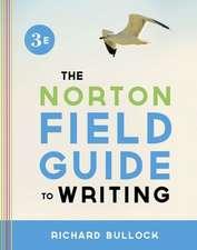 Norton Field Guide to Writing 3e