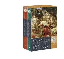 The Norton Anthology of English Literature – The Major Authors Vol 1 & 2 9e