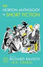 The Norton Anthology of Short Fiction 8e