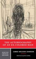 The Autobiography of an Ex–Colored Man