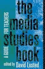 The Media Studies Book