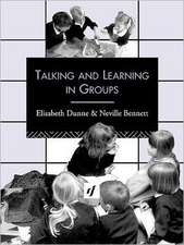 Talking and Learning in Groups
