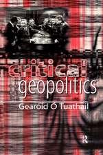 Critical Geopolitics