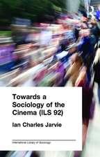 Towards a Sociology of the Cinema (ILS 92)
