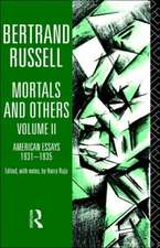 Mortals and Others, Volume II:  American Essays 1931-1935
