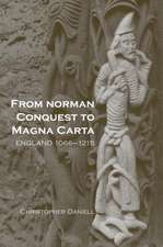 From Norman Conquest to Magna Carta