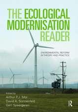 The Ecological Modernisation Reader