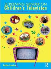Screening Gender on Children's Television:  The Views of Producers Around the World