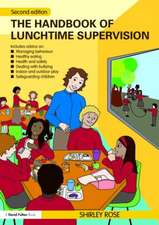 A Handbook for Lunchtime Supervision:  2. Applications