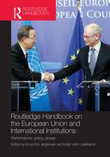 Routledge Handbook on the European Union and International I