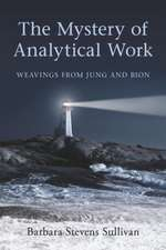 The Mystery of Analytical Work