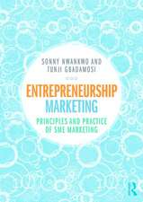 Entrepreneurship Marketing