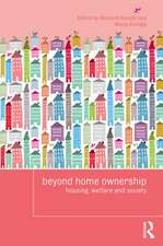 Beyond Home Ownership