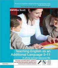 Teaching English as an Additional Language 5-11