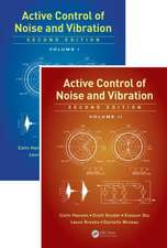 Active Control of Noise and Vibration.