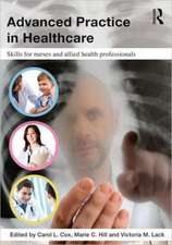 Advanced Practice in Healthcare