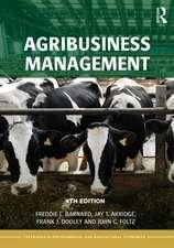 AGRIBUSINESS MGMT REV/E 4/E
