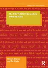 The Routledge Intermediate Hindi Reader