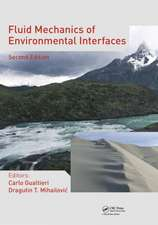 Fluid Mechanics of Environmental Interfaces