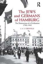 The Jews and Germans of Hamburg