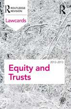 Equity and Trusts:  Readings and Cases in a Global Context