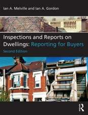 Inspections and Reports on Dwellings