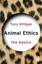 Animal Ethics:  The Basics