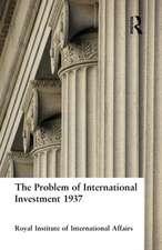 Problem International Investment