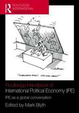 Routledge Handbook of International Political Economy