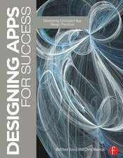 Designing Apps for Success