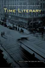 Time and the Literary