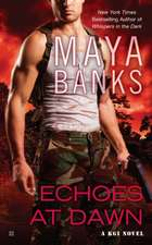 Echoes At Dawn: New York Times Bestseller