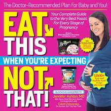 Eat This, Not That When You're Expecting