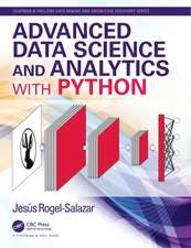 ADVANCED DATA SCIENCE AND ANALYTICS