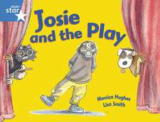 Rigby Star Guided 1Blue Level:  Josie and the Play Pupil Book (single)
