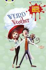 Cloudy with a Chance of Meatballs: Weird Weather Gold B/2B