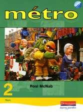 Metro 2 Vert Pupil Book Euro Edition