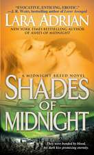 Shades of Midnight:  A Midnight Breed Novel