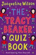 Tracy Beaker Quiz Book