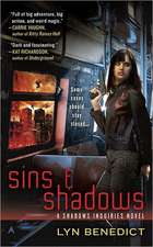 Sins & Shadows:  A Shadows Inquiries Novel