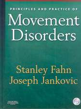Principles and Practice of Movement Disorders: Text with DVD
