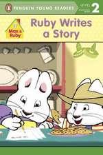 Ruby Writes a Story