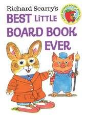 Richard Scarry's Best Little Board Book Ever